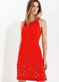 Alixa Eyelet Dress