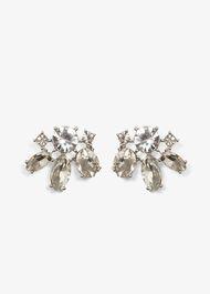 Zarah Flower Stud Earrings