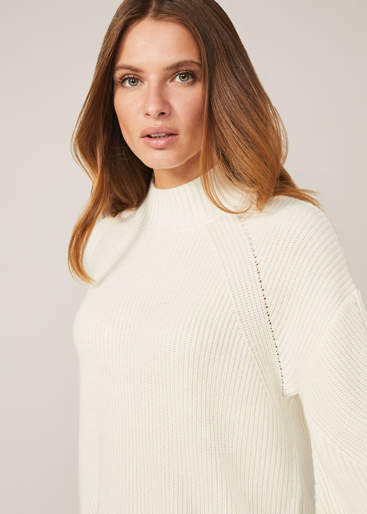Caro Balloon Sleeve Knit