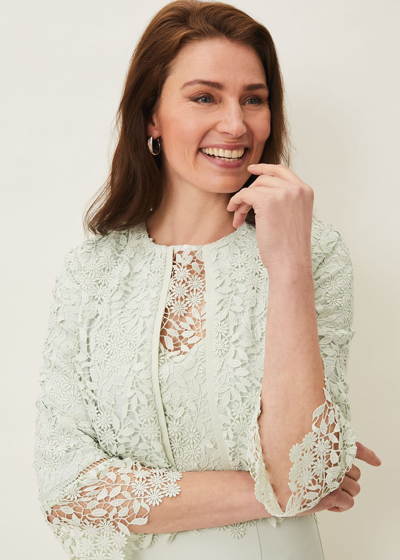 Georgia Lace Jacket