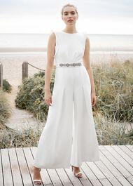 Victoriana Bridal Jumpsuit