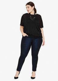 Fritha Glitter Jeans