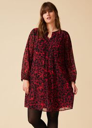 Willow Printed Dress
