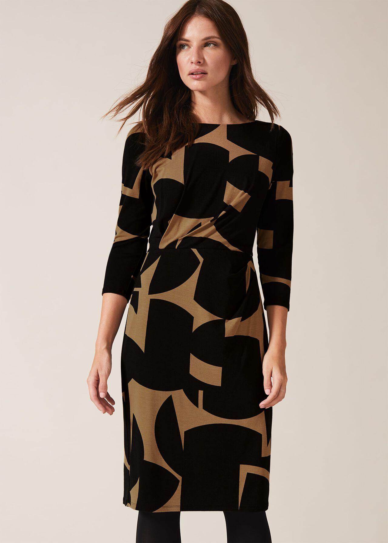 Gretchen Print Dress