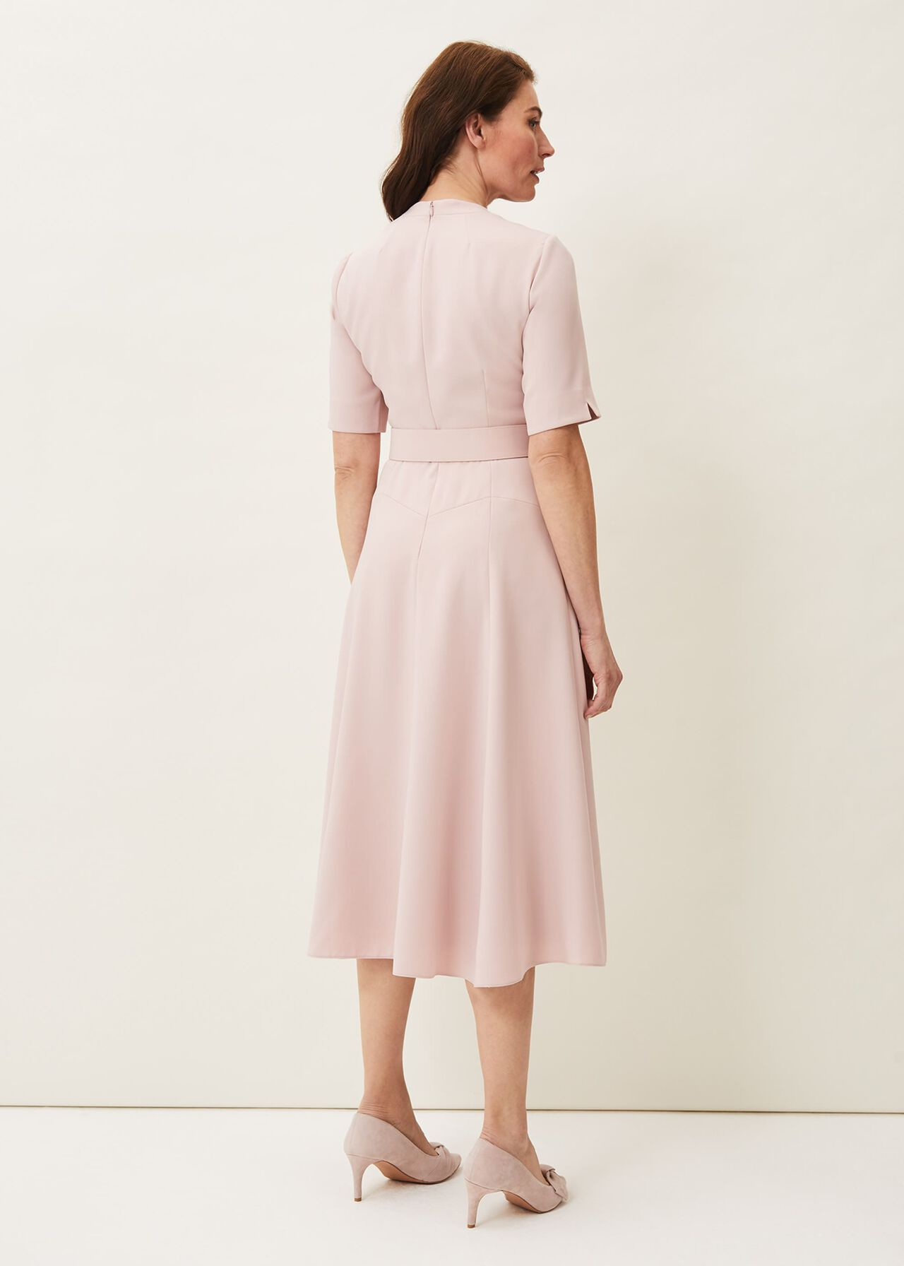 Abigail Fit And Flare Dress
