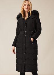 Mabel Long Puffer Coat