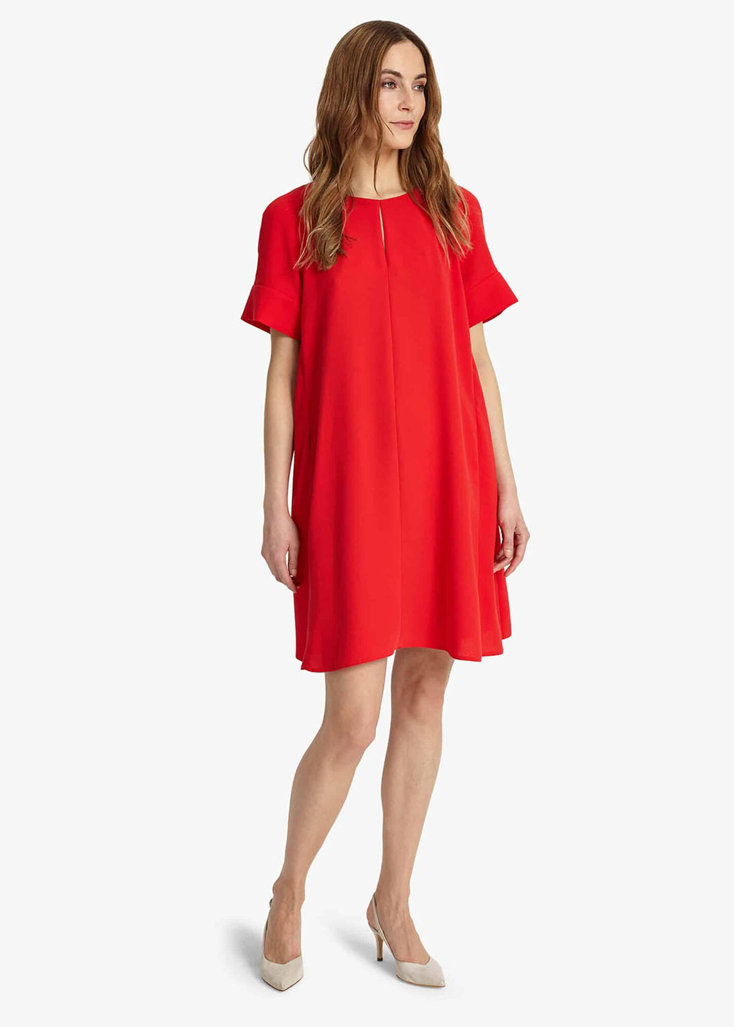 ae54dfbc8447 Zoe Swing Dress. Previous Next. Phase Eight