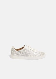 Fiona Laser Cut Trainers