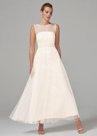 Genova Beaded Wedding Dress