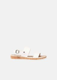 Yvonne Double Strap Sandals