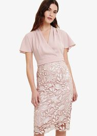 Moriko Lace Dress