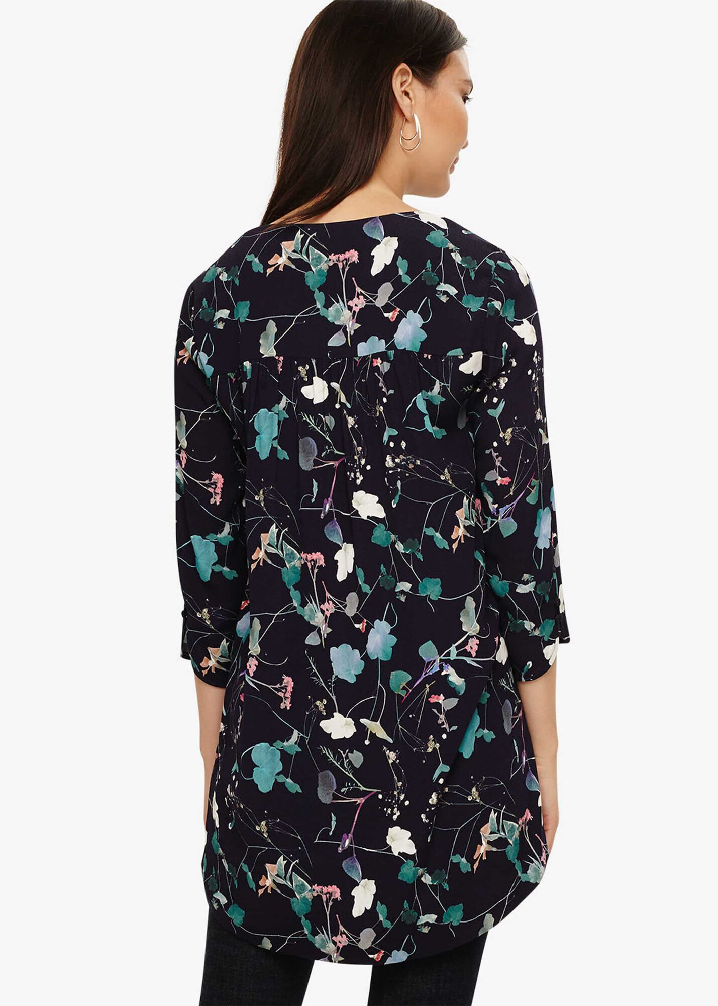 ea24cacd23b Pearly Floral Tunic Top. Previous Next. Phase Eight