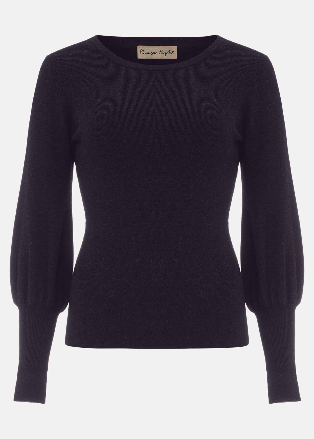 Gwyneth Balloon Sleeve Jumper