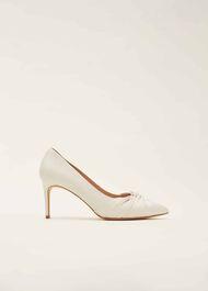Kendal Satin Court Shoe