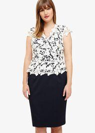 Chrissy Lace Dress