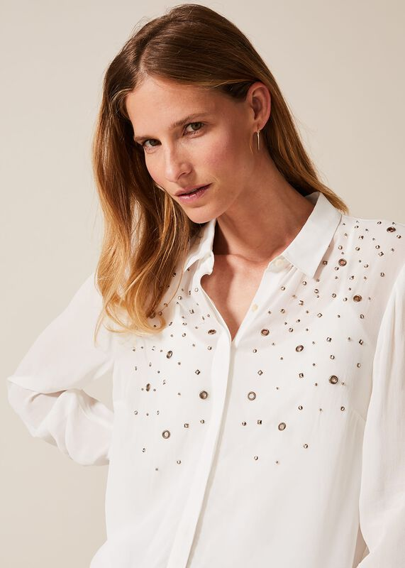 66f5761d62 Tops & Blouses For Women | Phase Eight | Phase Eight