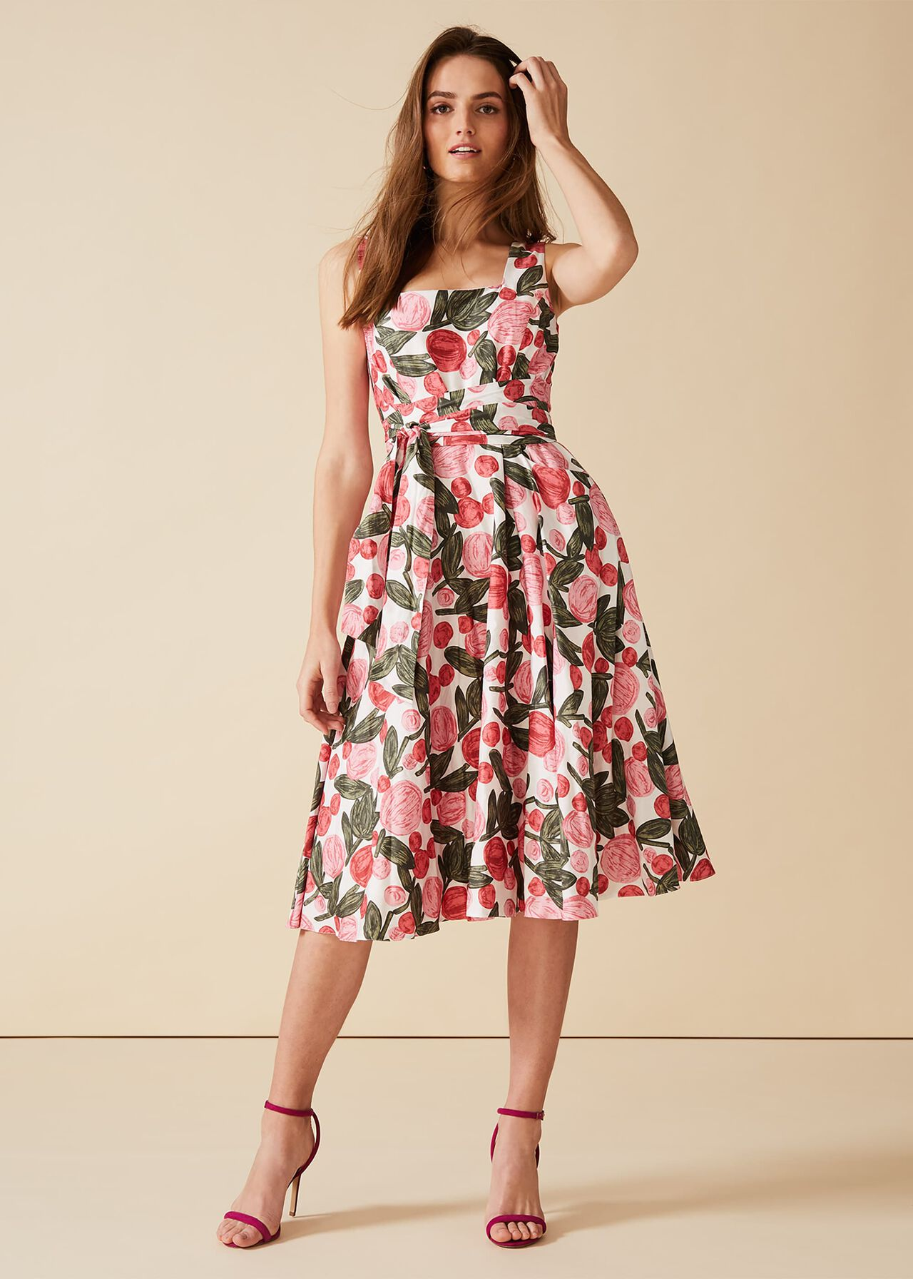Patsy Floral Dress
