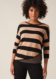 Devonna Stripe Knit