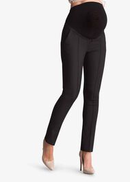 Carrie Maternity Slim Leg Trousers