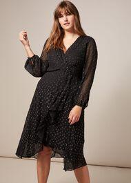 Elodie Spot Dress