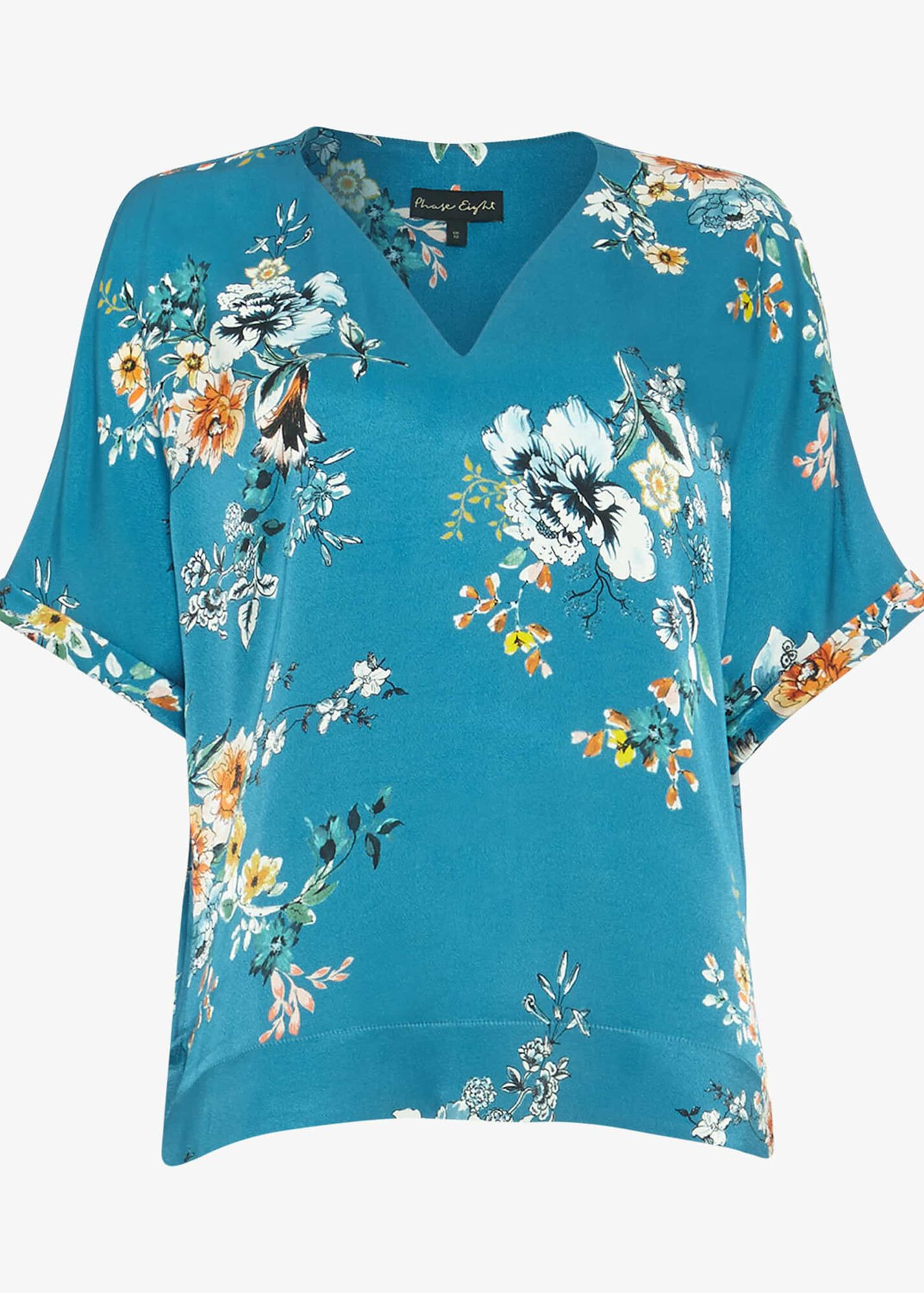e44a2d22453e32 Zadie Floral Tie Hem Blouse. Previous Next. Phase Eight
