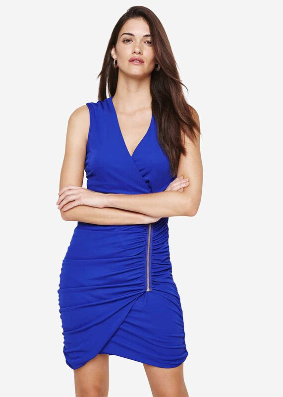 1b4d66c41d0 Solene Slinky Jersey Dress
