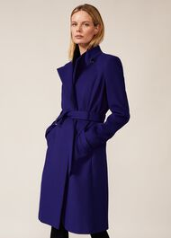 Susie Stand Up Collar Coat