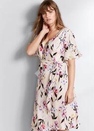 Calie Floral Dress