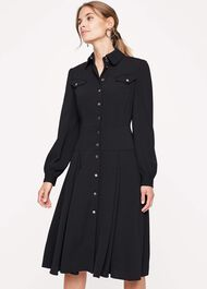 Sancia Trench Dress