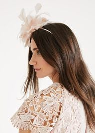 Luella Flower Trim Headband