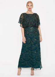 Jupiter Beaded Maxi Dress