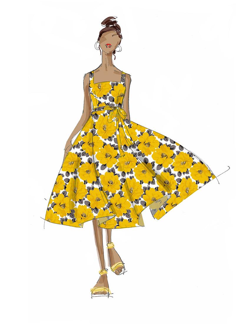 Shop The Stephanie Dress