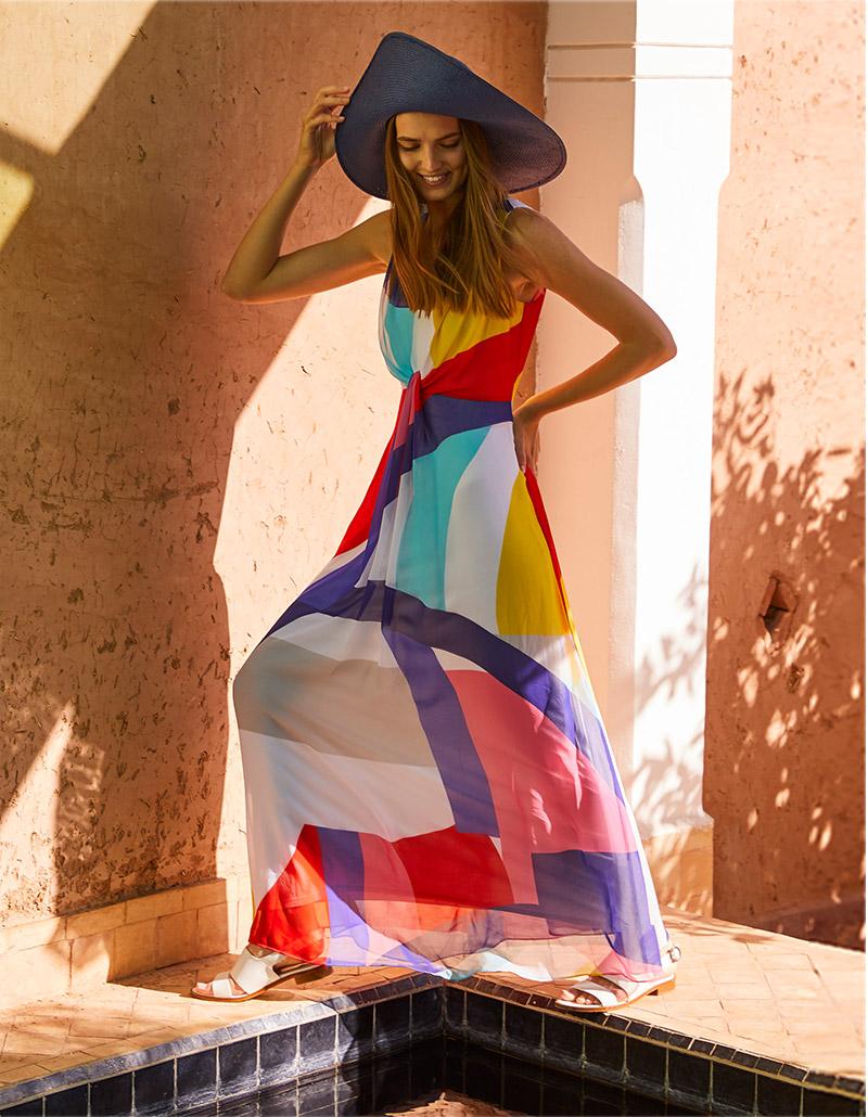 Sedinia Maxi Dress