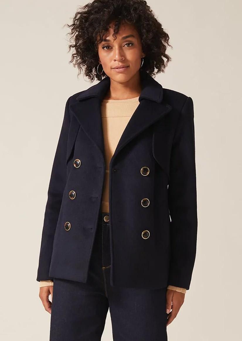 Paula Pea Coat