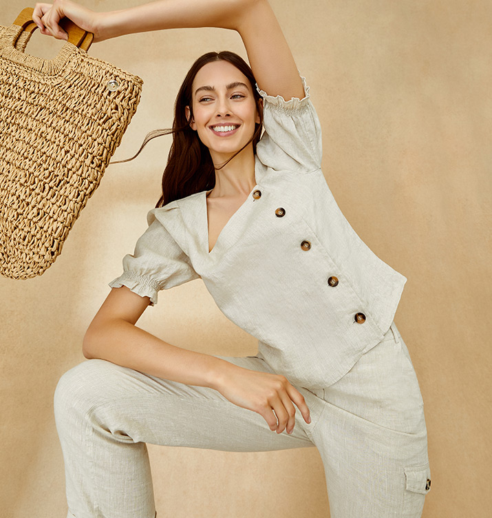Ways to Wear: Linen