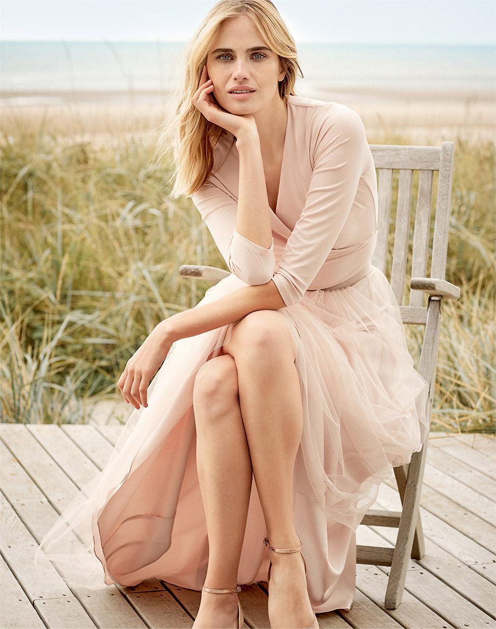Monika Ballet Top £49 | Sinead Tulle Maxi Skirt £79