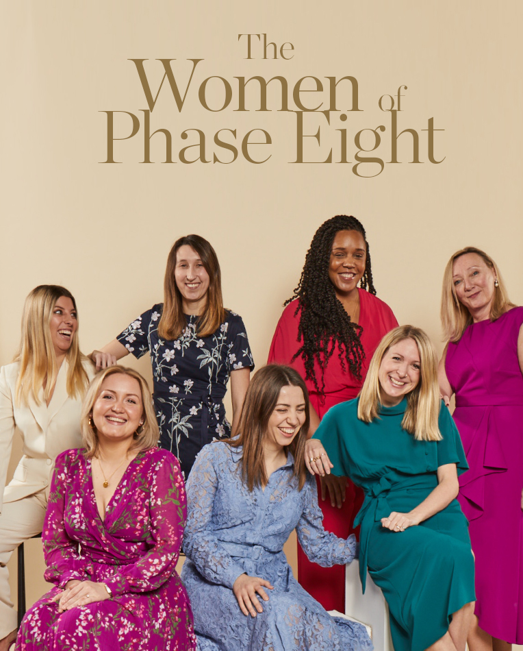 The women of Phase Eight