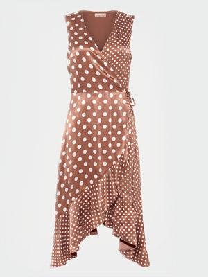 Bea Spot Dress