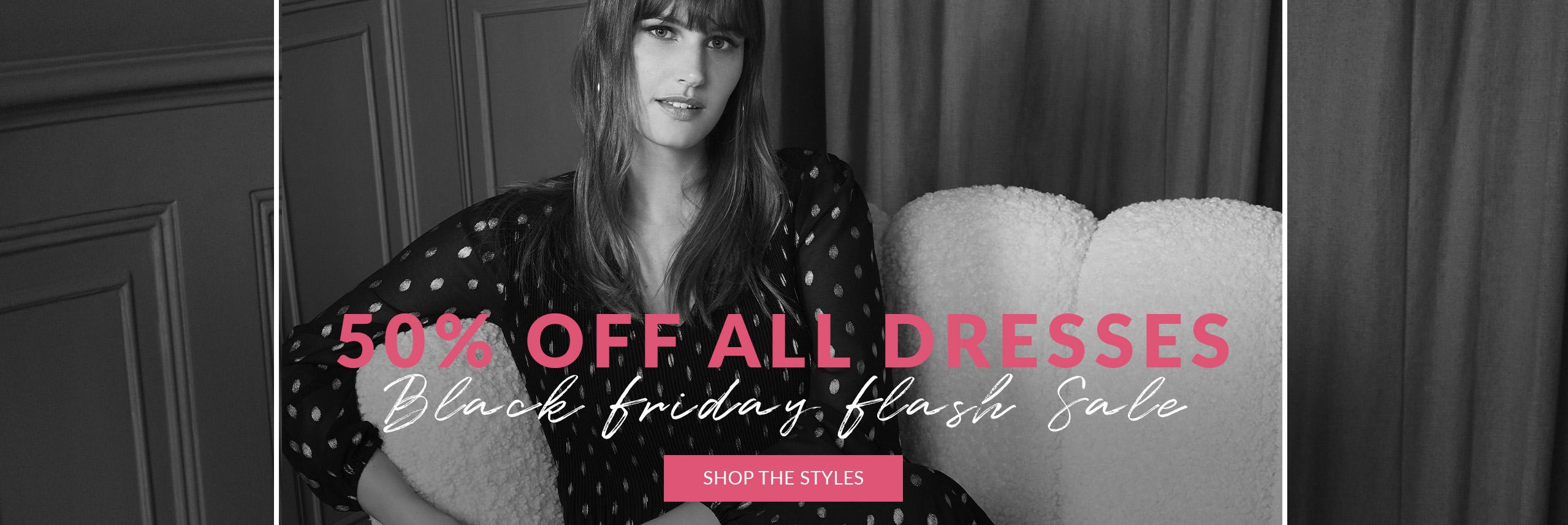 Black Friday 25% off All Dresses