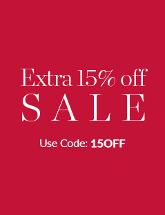 Shop 15% off Sale