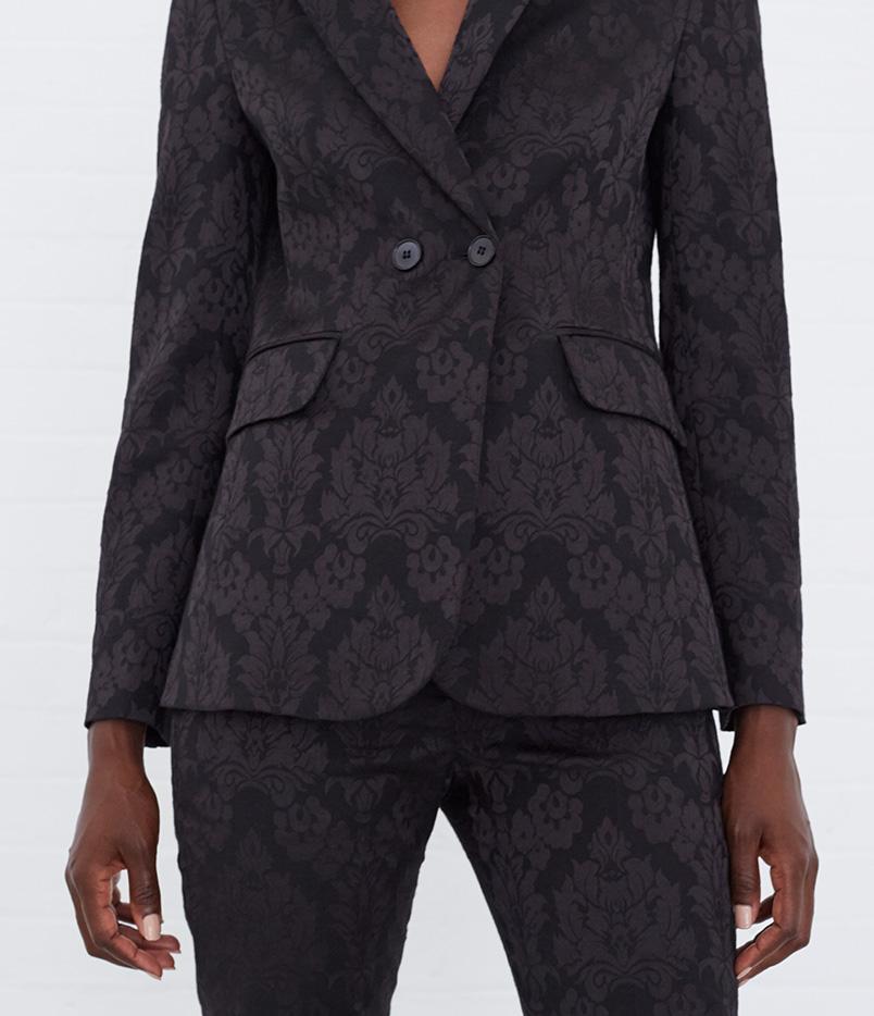 Joanna Jacquard Suit Jacket £110