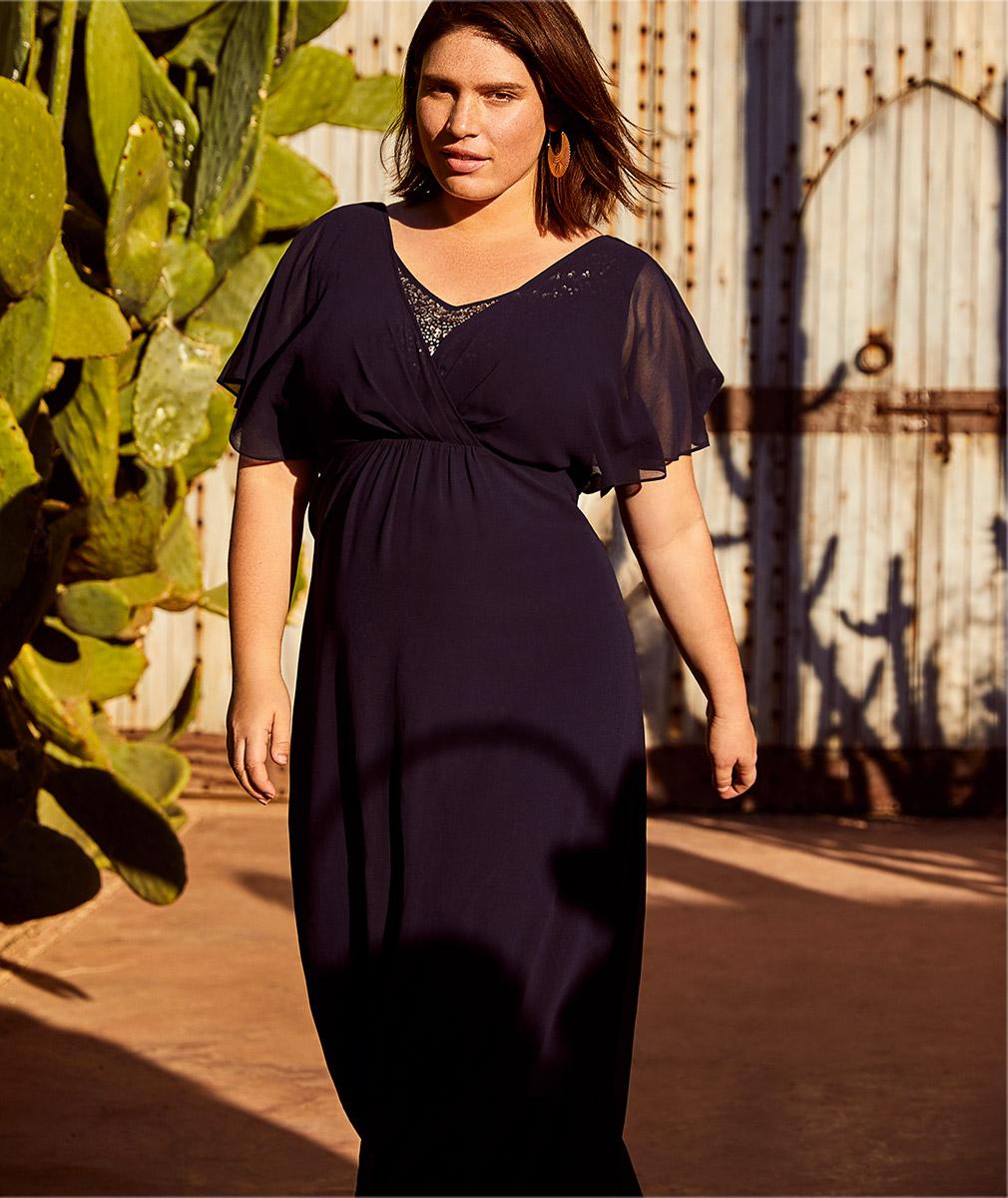 Albertina Maxi Dress
