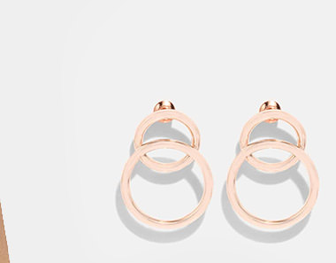 Leanne Hoop Earrings