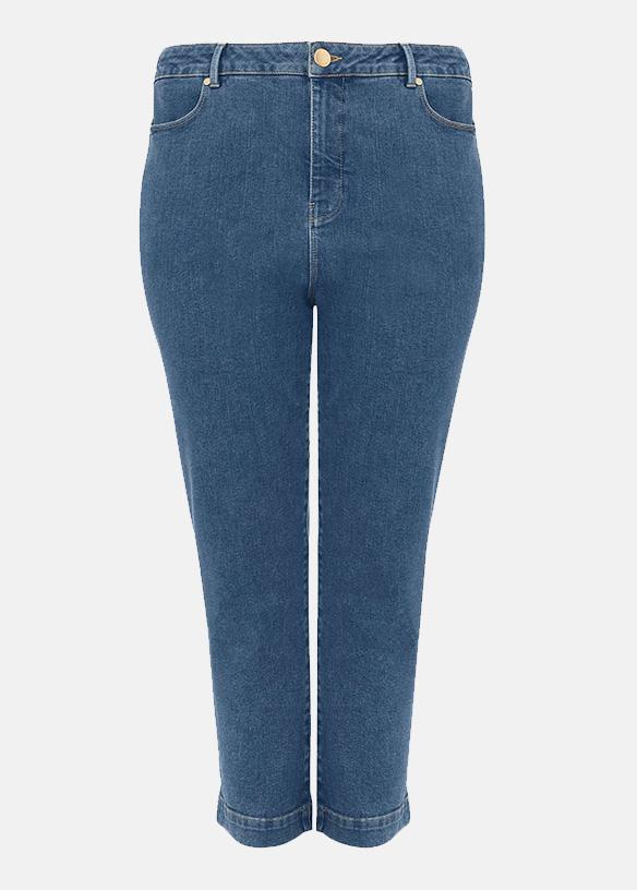 Ramona Straight Leg Jean