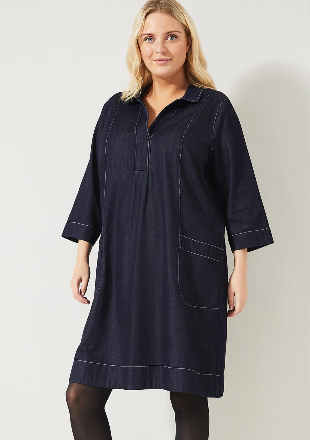 Addilyn Denim Swing Dress £89