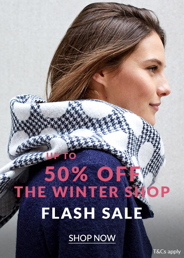 50% off The Winter Shop