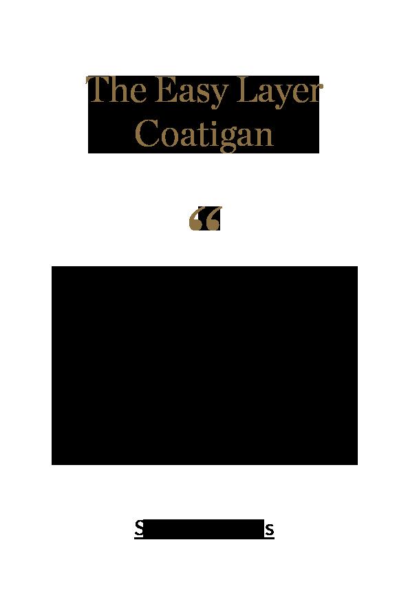 Shop Coatigans