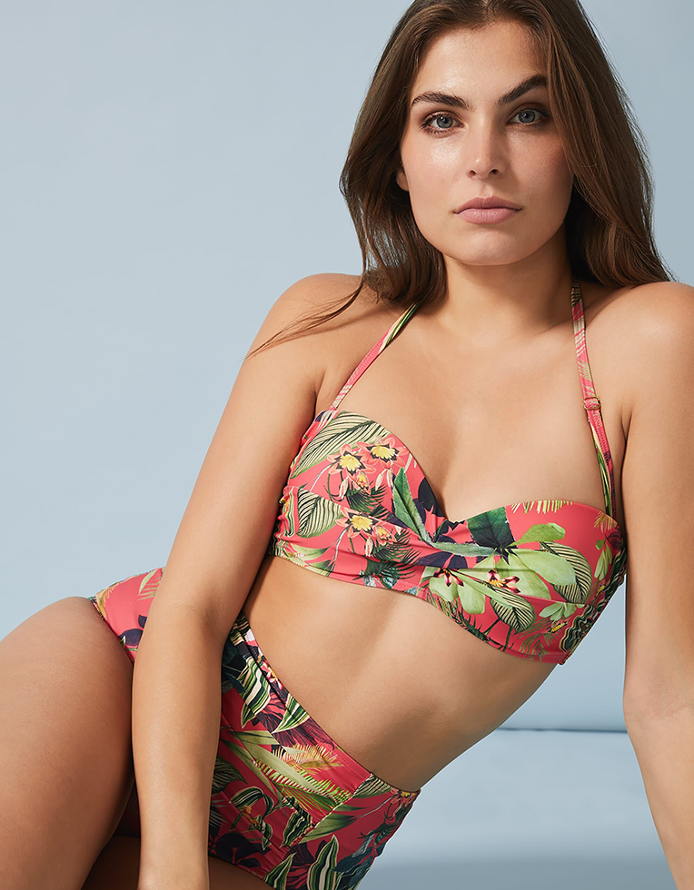 Amelia Tropical Bikini
