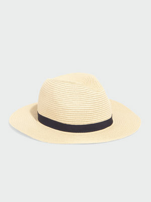 Frankie Fedora Beach Hat