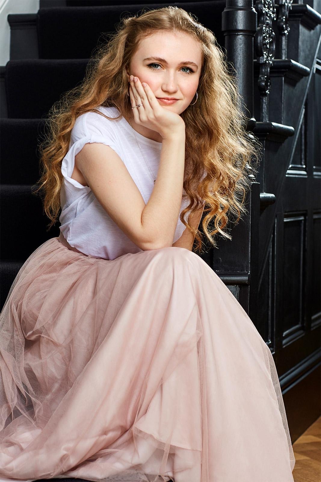 Aneeka Tulle Skirt